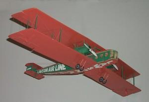 Lawson's Plane